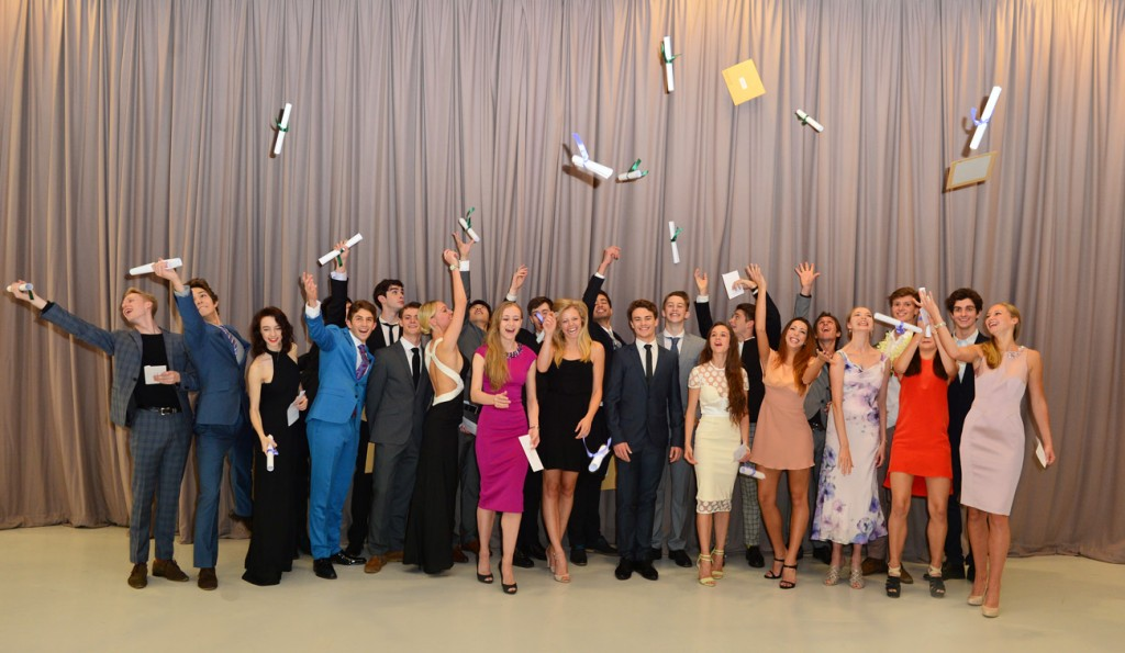 Our 2014 graduates. Photo: Brian Slater