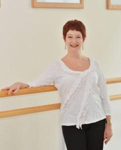 Anita Young, Ballet Teacher. Photo: Brian Slater