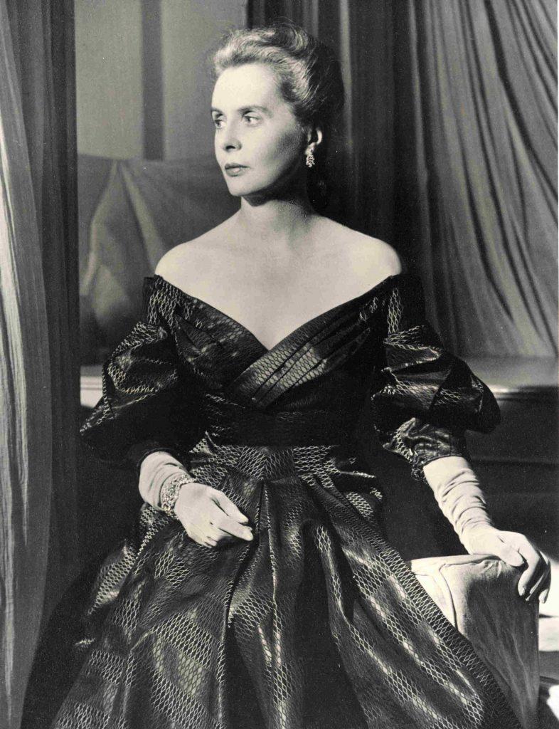 Dame Ninette de Valois, Gordon Anthony