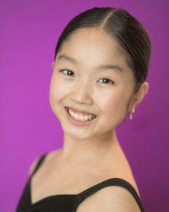Portrait of Elise Cho