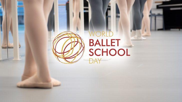 World Ballet School Day logo